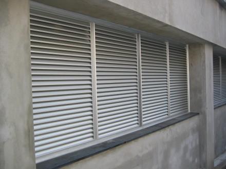 Collari e altra carpenteria officine bacigalupi srl - Griglie per finestre esterne ...