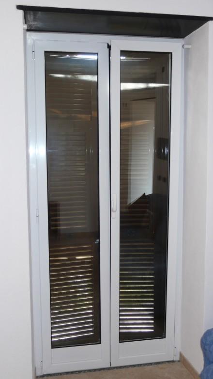 Finestre in alluminio officine bacigalupi srl - Porta finestra alluminio ...
