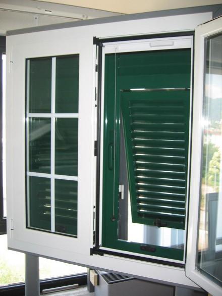 Finestre in alluminio officine bacigalupi srl for Preventivo finestre alluminio