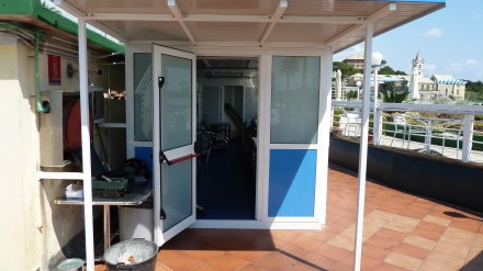 GAZEBO ESTORIL - Officine Bacigalupi Srl